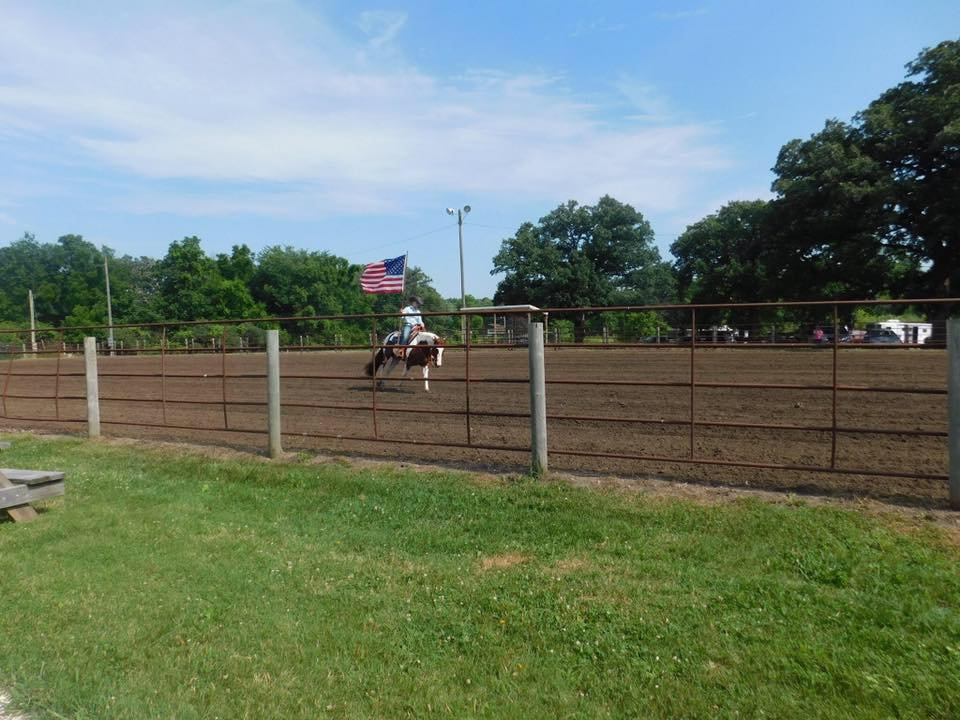 Hamilton County Saddle Club, Webster City IA